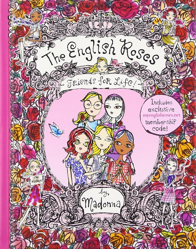 6--the-english-roses-madonna